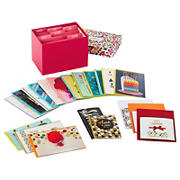 Hallmark Handmade All Occasion Boxed Greeting Card Assortment (Pack of 20)