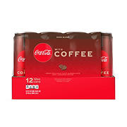 Coca-Cola with Coffee, 12 pk.