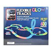 400-Pc. Flexible Neon Glow Track Set with Loop