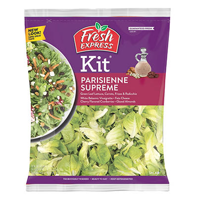 Fresh Express Parisienne Supreme Salad Kit, 13 oz.