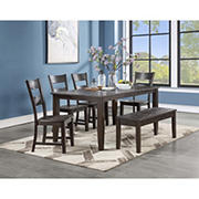 Holland House 8204 Collection Rob 5-Pc. Dining Set