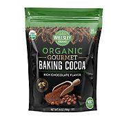 Wellsley Farms Organic Gourmet Baking Cocoa