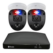 Swann Enforcer 4-Channel 2-Camera 1080p Security System with 1TB HDD DVR