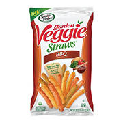 Sensible Portions BBQ Garden Veggie Straws, 20 oz.