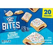 Pop-Tarts Bites - Frosted Blueberry, 20 ct./28 oz.