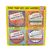MyWish4U Lunch Notes From Me!, 4 pk.