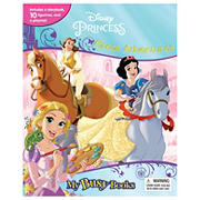 Disney Princess Great Adventure My Busy Books