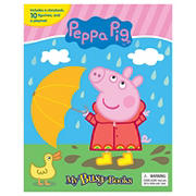 Peppa Pig My Busy Book