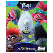 Trolls 2 My Busy Books