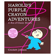 Harold's Purple Crayon Adventures: A Box of Classic Stories
