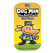 Dog Man: The Hot Dog Card Game Tin