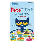Pete the Cat: Cupcake Party Card Game