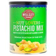 Wellsley Farms Pistachio Lovers Mix, 19 oz.