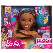 Barbie Tie-Dye Deluxe Styling Head Fashion Doll - Brown Hair