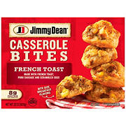 Jimmy Dean French Toast Casserole Bites, 22 oz.