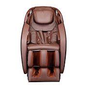 Lifesmart 3D Zero Gravity Massage Chair with Auto Body Scan - Brown