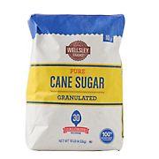Wellsley Farms Premium Pure Cane Granulated Sugar, 10 IB