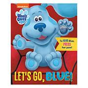 Nickelodeon Blues Clues & You: Lets Go, Blue!