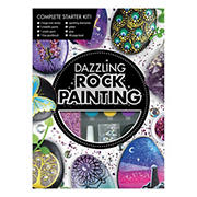 Dazzling Rock Painting
