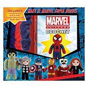 Marvel Universe Crochet (Crochet Kit)
