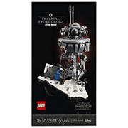 LEGO Star Wars Imperial Probe Droid 75306 Collectible Building Kit, 683 pc.