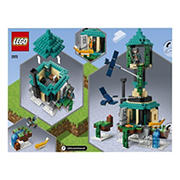 LEGO Minecraft The Sky Tower 21173 Building Kit (565 Pieces)