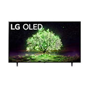"""LG 65"""" OLED 4K UHD Smart TV with AI ThinQ - OLED65A1AUA with $100 Streaming Credit"""