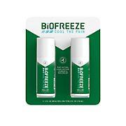 Biofreeze Pain Relief Pack, 2 ct.
