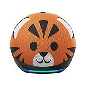 Amazon Echo Dot 4th Gen Kids Edition - Tiger