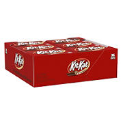 Hershey's Kit Kat Bars, 36 ct.