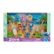 Just Play Disney Lilo and Stitch 13-Pc. Deluxe Figure Set