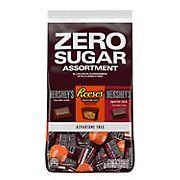 Hershey's Zero Sugar Chocolate Candy Assortment, 18.2 oz.