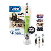Oral-B The Mandalorian Kids Electric Toothbrush and Refills