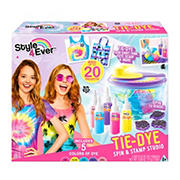 Style 4 Ever Tie Dye Spin & Stamp Studio