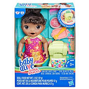 Baby Alive Snackin' Shapes Baby - Black Hair