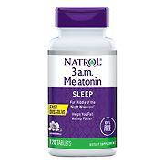Natrol 3 a.m. Melatonin Tablets, 120 ct.