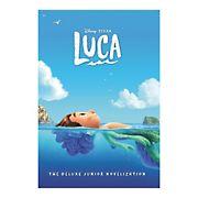 Disney/Pixar Luca Deluxe Junior Novelization