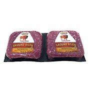 TenderBison All Natural Ground Bison - 90% Lean/10% Fat, 16 oz.