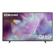 "Samsung 85"" Q6DA QLED 4K Smart TV - QN85Q6DAAFXZA with Your Choice Subscription and 3-Year Warranty"