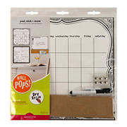 WallPops 3 Piece Combo Set - Black and White