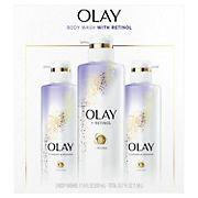 Olay Body Wash with Retinol 3 ct.