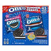 Oreo Summer Treats Variety Box, 45 ct.