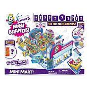 5 Surprise Mini Mart with 15 Bonus Mini Brands