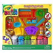 Crayola 28-Pc. Mega Dough Playset