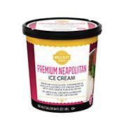 Wellsley Farms, Premium Neapolitan Ice Cream, 64 oz.