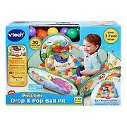 VTech Pop-A-Balls Drop and Pop 30 ct. Ball Pit