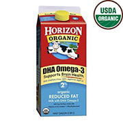 Horizon Organic 2% Milk with DHA, 64 oz.