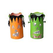 Berkley Jensen Halloween Character Lanterns, 2 pk.