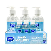 Berkley Jensen Hand Sanitizer Gel Value Pack