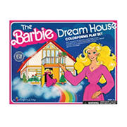 Colorforms Classics Retro Replay Edition - Barbie Dreamhouse